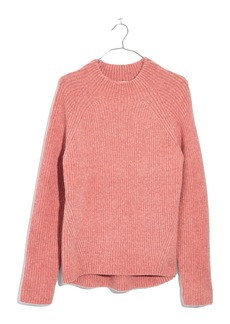 Madewell Northfield Mock Neck Sweater
