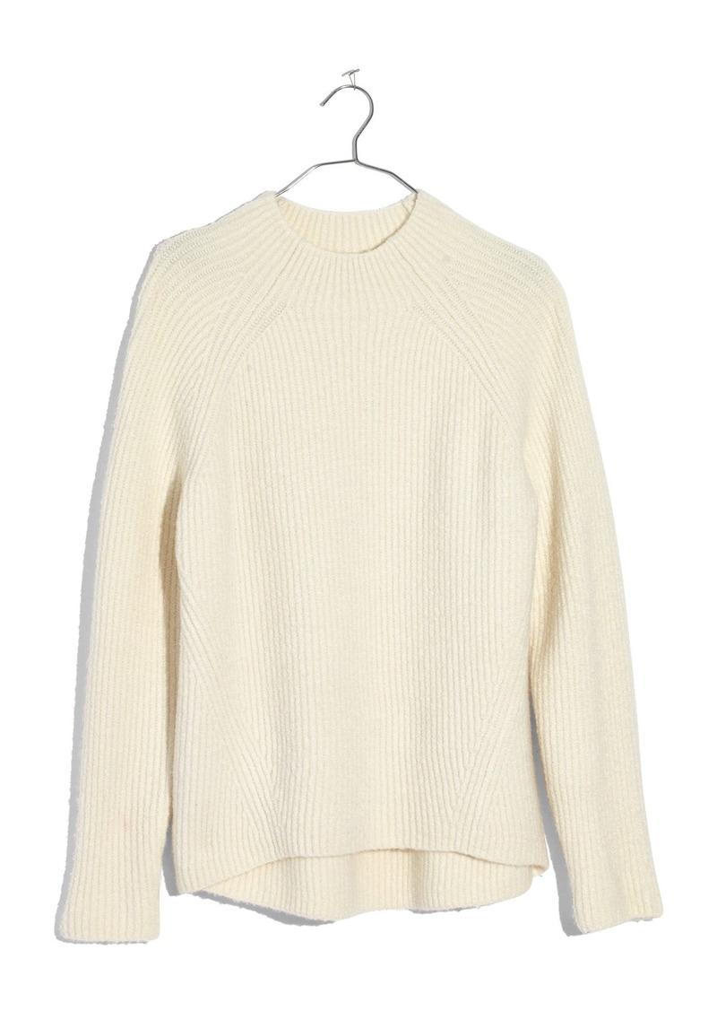630c3f75941 Madewell Madewell Northfield Mock Neck Sweater