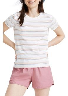 Madewell Northside Costillo Stripe Vintage T-Shirt