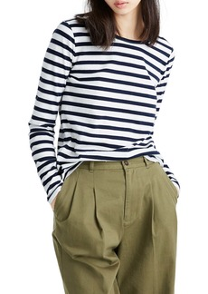 Madewell Northside Vintage Stripe Long Sleeve Tee