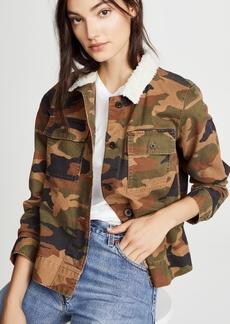 Madewell Northward Camo Army Jacket
