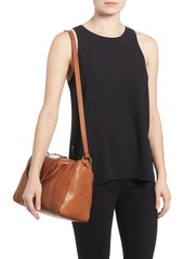 3529f92d4d89 Madewell O-Ring Leather Satchel Madewell O-Ring Leather Satchel