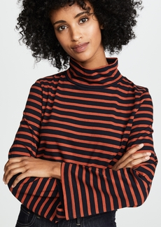 Madewell Oliver Stripe Top