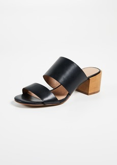 Madewell Olivia Two-Strap Mule Sandals
