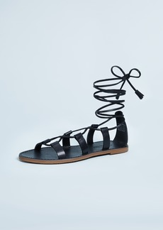 Madewell Outstock Lace Up Sandals