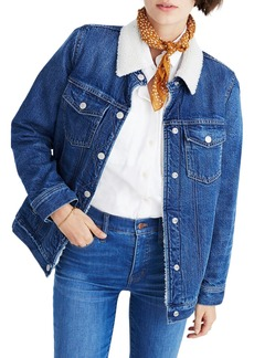 Madewell Oversize Jean Jacket