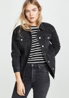 Madewell Oversized Jean Jacket