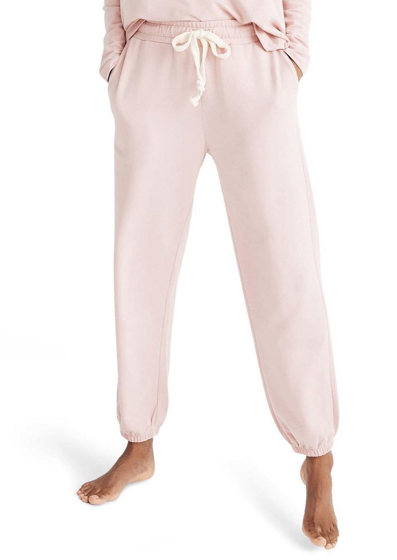 Madewell Pajama Sweatpants