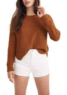 Madewell Parkhouse Pullover Sweater