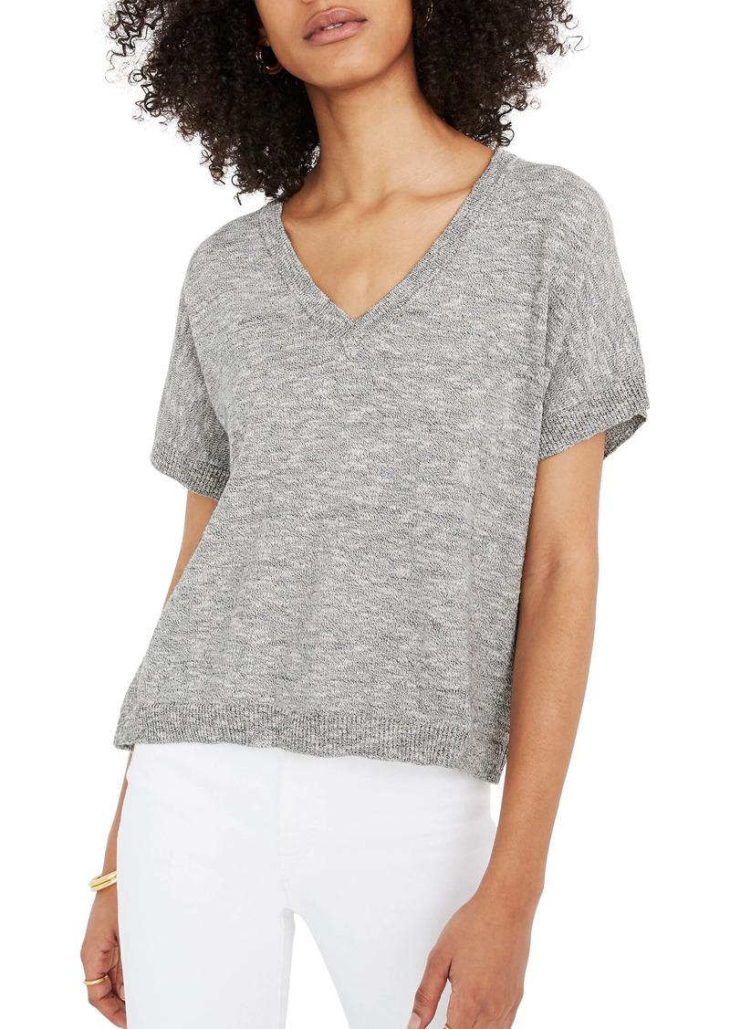 Madewell Paulson Sweater T-Shirt