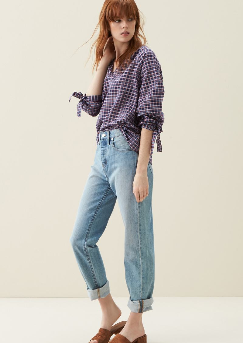 f2e4beb3505 Madewell Madewell  Perfect Summer  High Rise Ankle Jeans (Fitzgerald ...