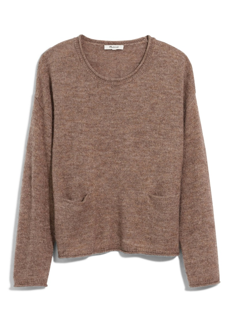 Madewell Pocket Pullover Sweater