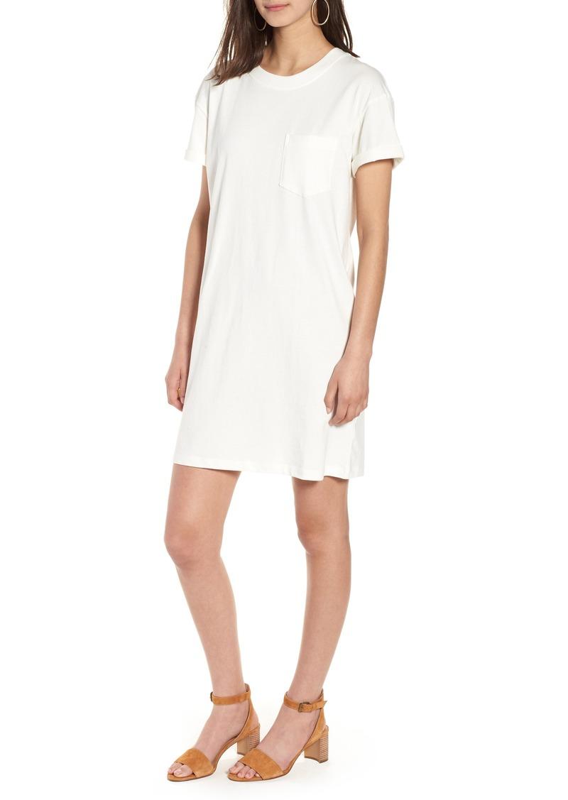 90772eb8f51 Madewell Madewell Pocket T-Shirt Dress