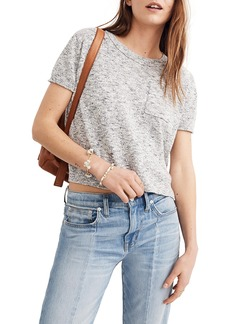 Madewell Pocket Tee Sweater