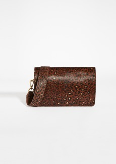 Madewell Pouch Flap With Top Handle