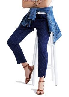 Madewell Print Track Pants