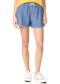 Madewell Pull On Cutoff Shorts