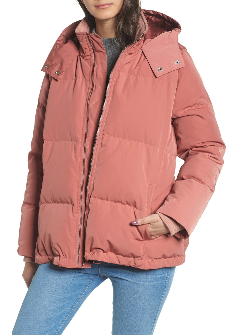7aa8bdf72fa5f Madewell Madewell Quilted Down Puffer Jacket