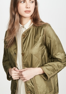 Madewell Quilted Liner Jacket