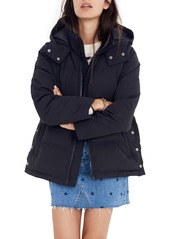 Madewell Quilted Puffer Parka