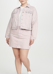 Madewell Raglan Oversized Jean Jacket