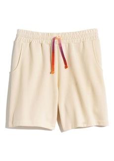 Madewell Rainbow Drawstring Shorts