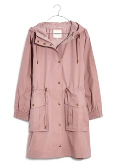 Madewell Rainfall Waterproof Raincoat
