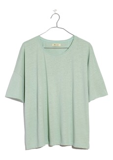Madewell Raw Edge Hangout T-Shirt