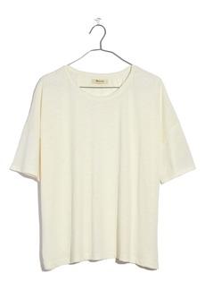Madewell Raw Edge Hangout T-Shirt