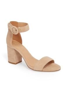 Madewell The Regina Ankle Strap Sandal (Women)