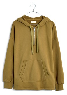 Madewell (Re)sourced Cotton Relaxed Hoodie Sweatshirt