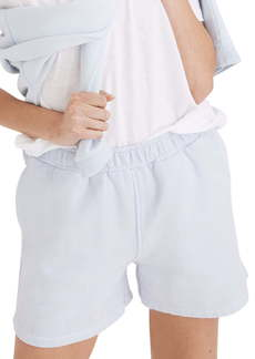 Madewell (Re)sourced Cotton Sweat Shorts
