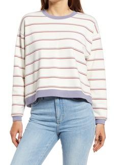 Madewell (Re)sourced Cotton Swing Sweatshirt