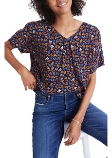 Madewell Rhyme Garden Party Top