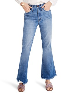 Madewell Rigid Flare Jeans (Dempsey)