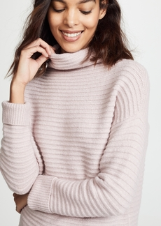Madewell Belmont Mock Neck Sweater