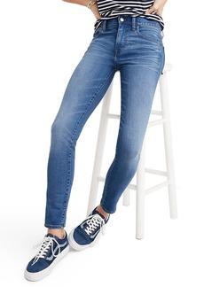 Madewell Roadtripper Crop Skinny Jeans (Declan Wash)