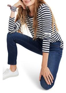 Madewell Roadtripper High Waist Ankle Skinny Jeans (Jansen)
