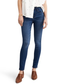 Madewell Roadtripper High Waist Skinny Jeans (Orson)
