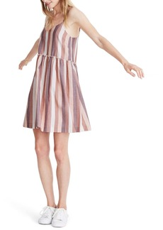 Madewell Ruffle Waist Babydoll Cami Dress