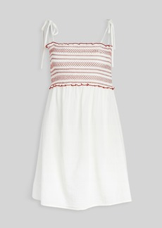 Madewell Sanibel Embriodered Dress