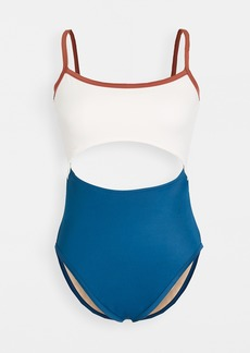 Madewell Second Wave Cut Out One Piece