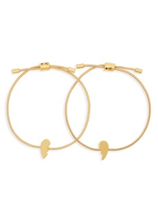 Madewell Set of 2 Friendship Bracelets