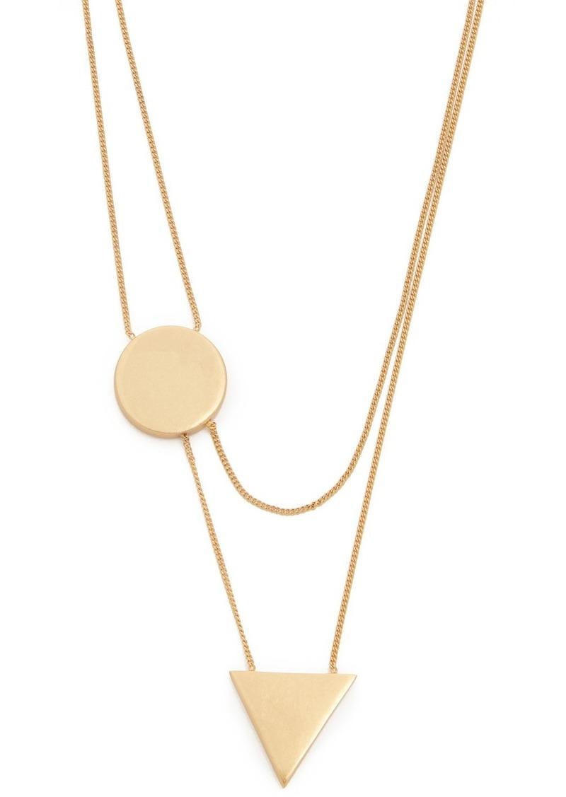 Madewell Shapeshift Necklace