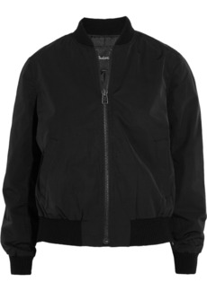 Madewell Shell bomber jacket