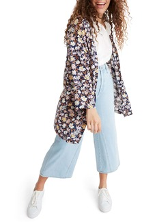 Madewell Short Robe Jacket