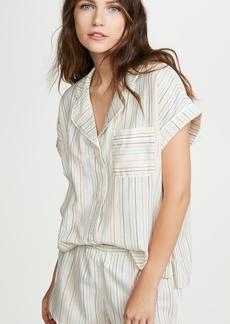 Madewell Short Sleeve Night Shirt