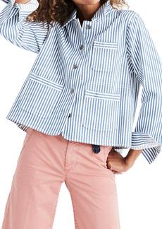 Madewell Shrunken Workwear Jacket