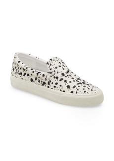 Madewell Sidewalk Genuine Calf Hair Slip-On Sneaker (Women)