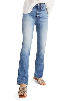 Madewell Skinny Flare Jeans (Kenwick)